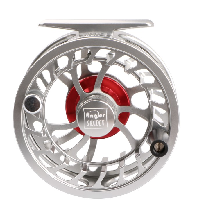 Large Arbor Low Startup CNC Fly Fishing Reel (SEREN)