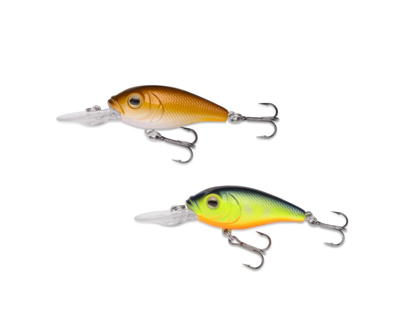 Shallow - Deep Diving VMC Hooks Crankbait (CB0250 & CB0265)