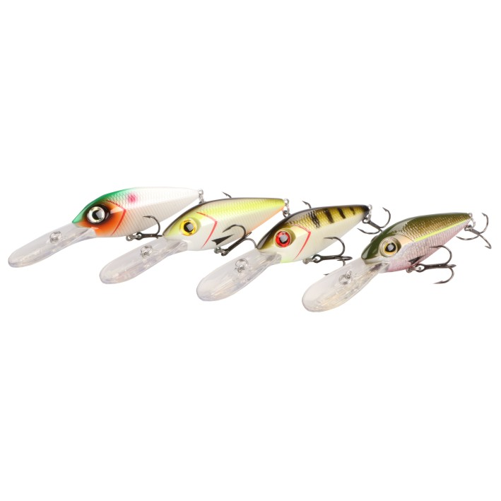 Deep Diving Plastic Crankbait (CB1450 & CB1470)