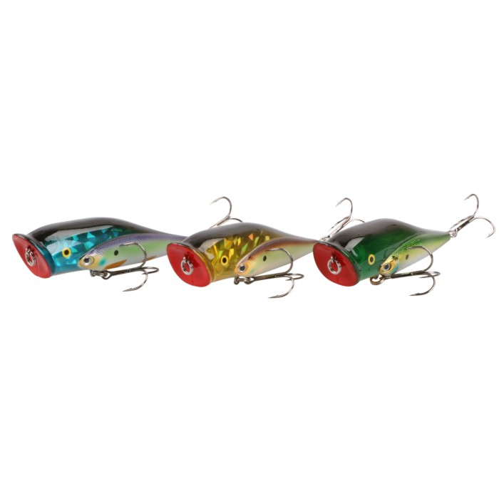 Top Water Popper (PP0508 & PP0610)